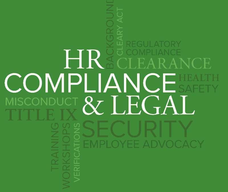 HR Compliance & Legal